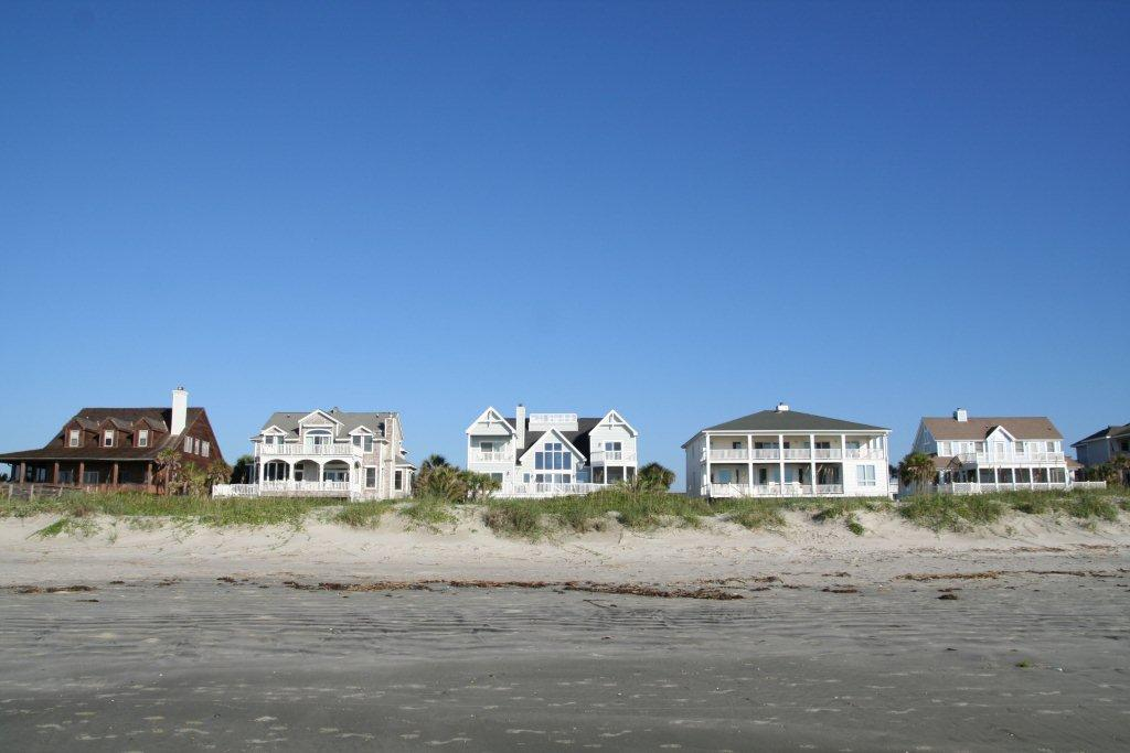 Island Rentals Oceanfront Beach House This